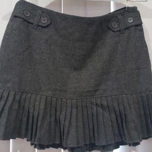 Gap grey skirt